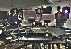 Keluarga Rokerama Studio