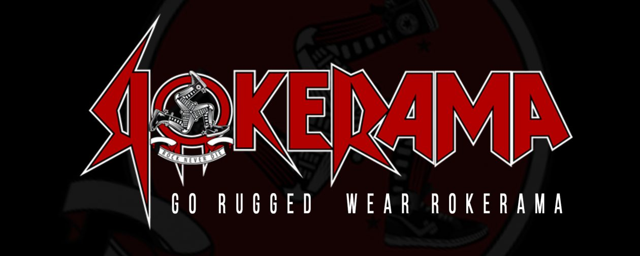 ROKERAMA  :  Rock Graphics Studio